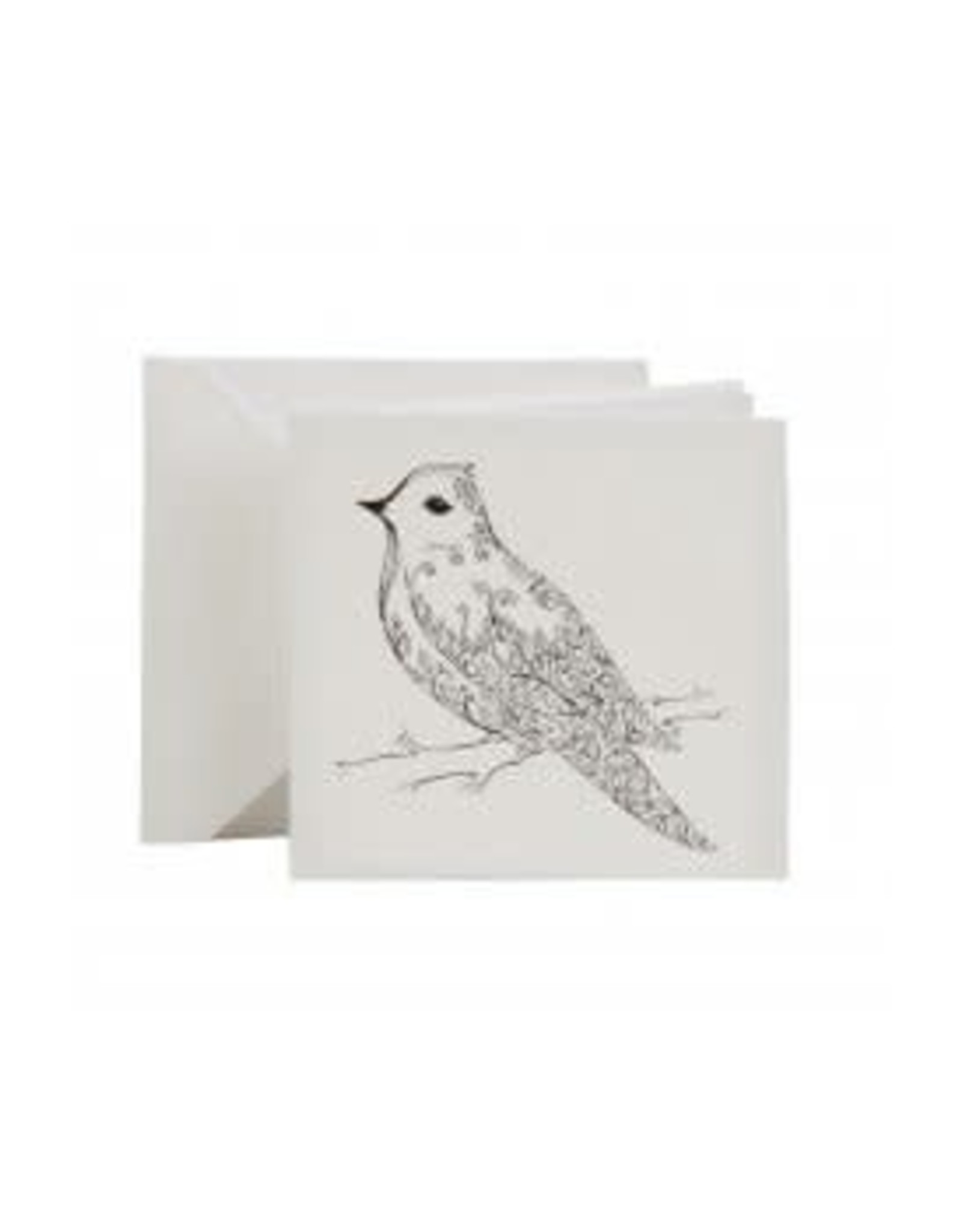 Bangladesh, Color your Bird Card