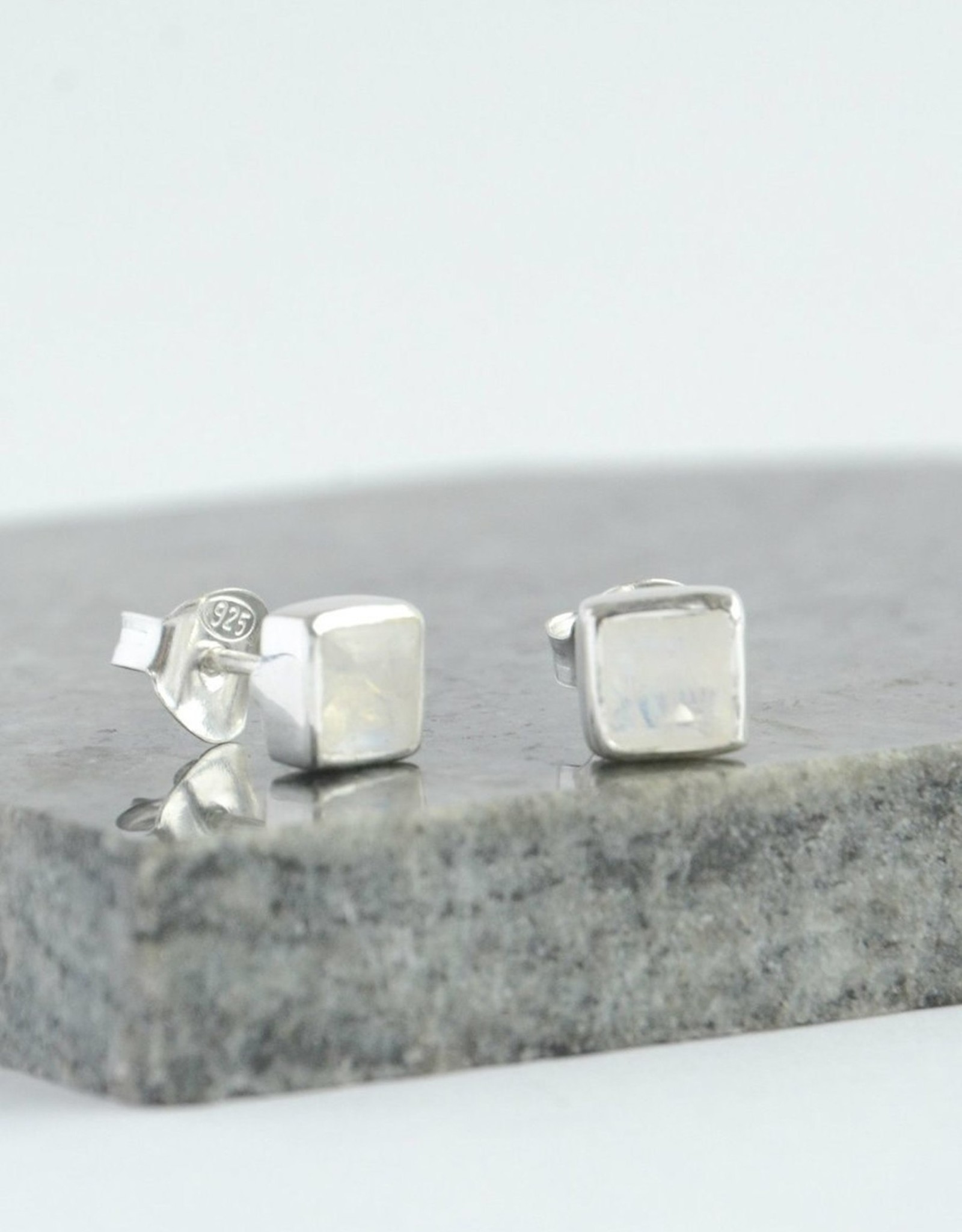 India, Crystal Waters Studs