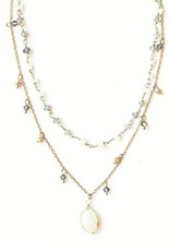 India, Firefly Necklace