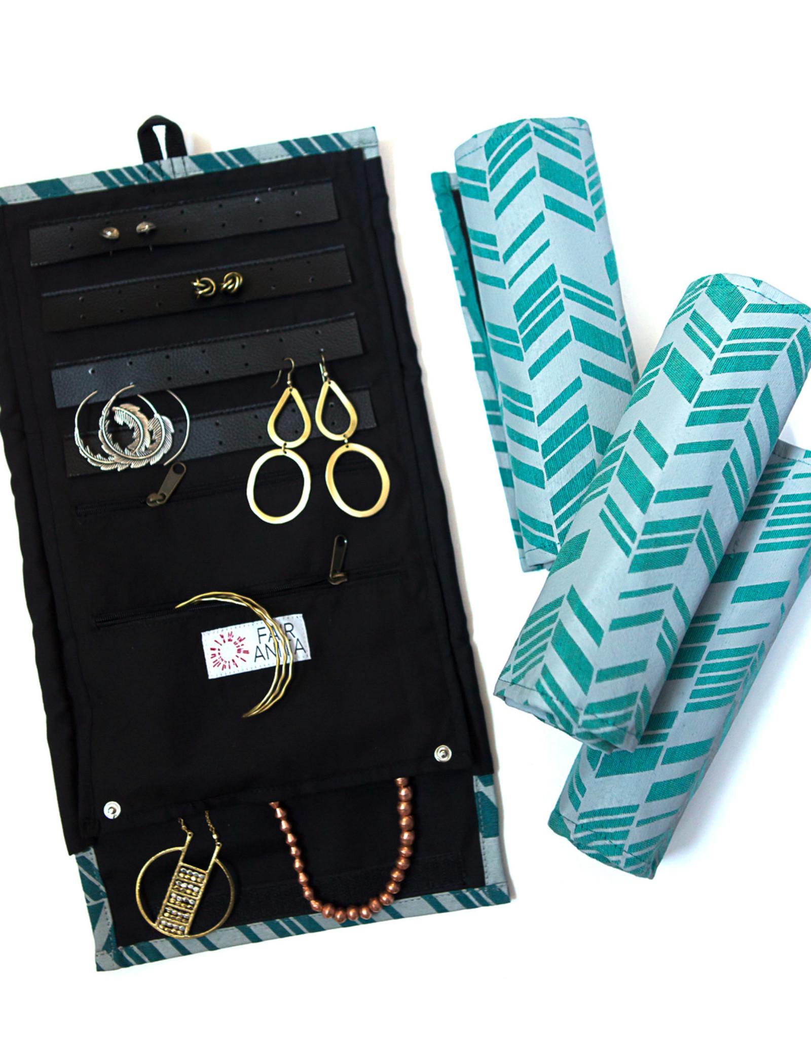 Cambodia, Wayfarer Jewelry Travel Case