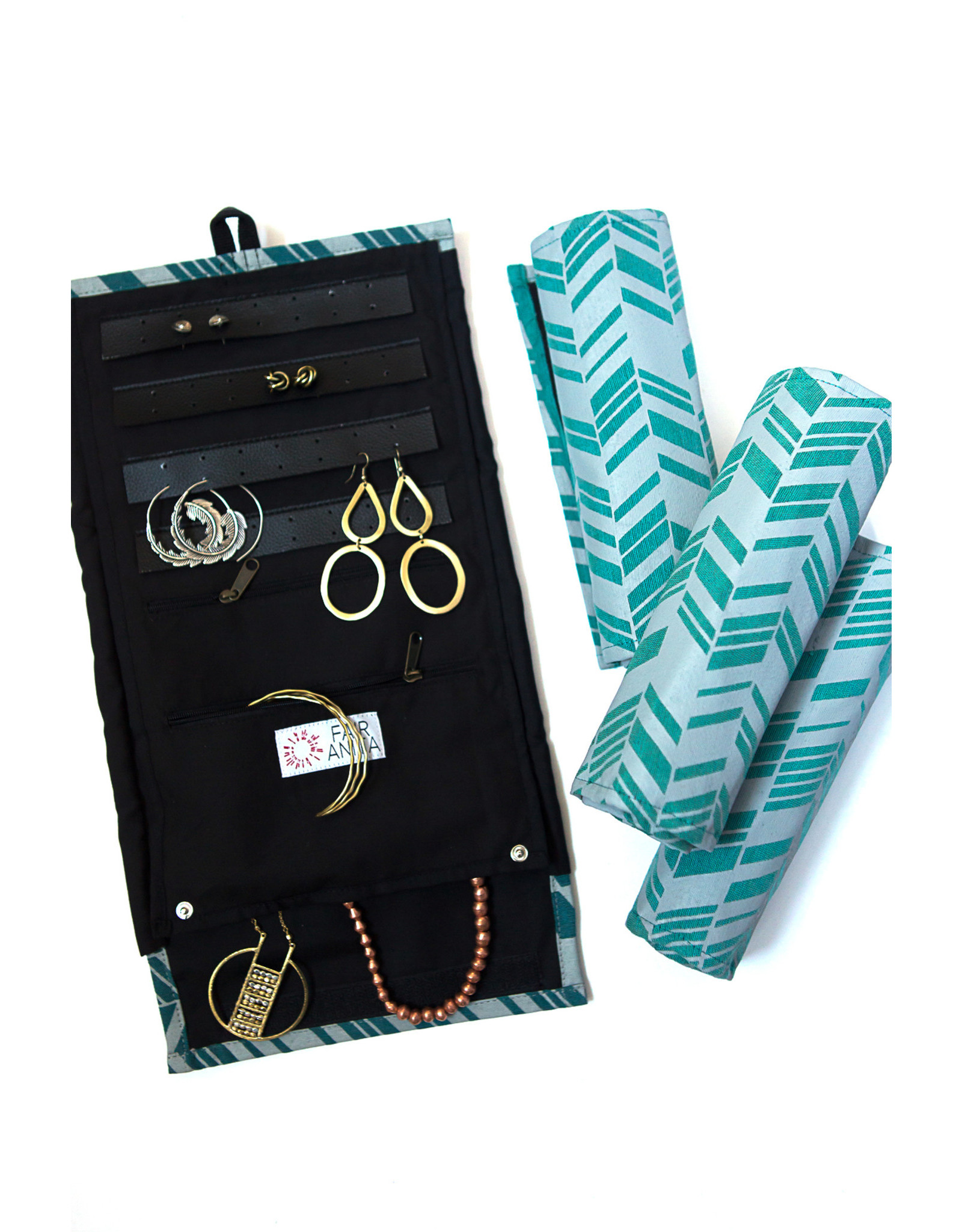 Wayfarer Jewelry Travel Case