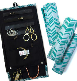 Cambodia, Wayfarer Jewelry Travel Case