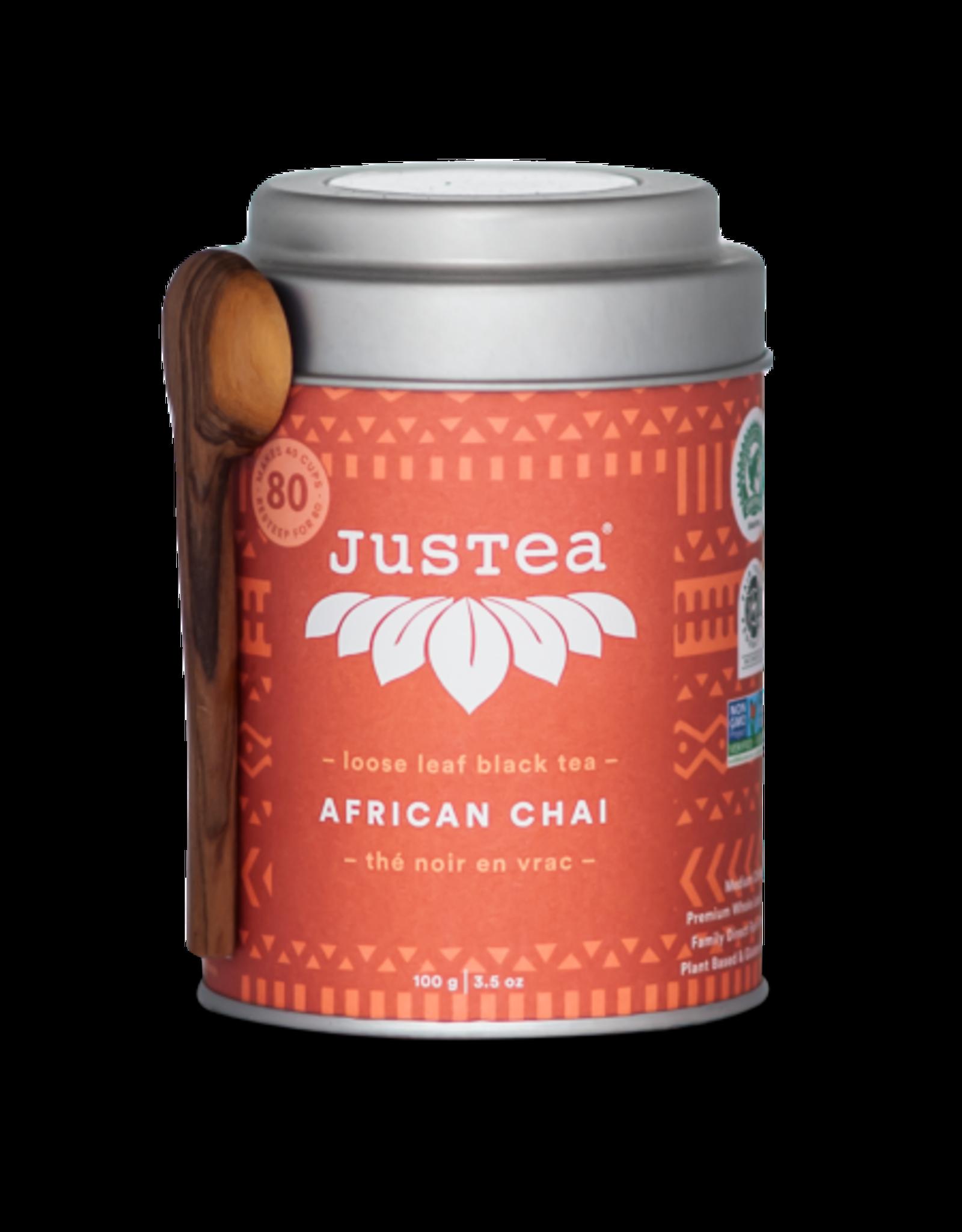 Just Tea, Assorted Teas
