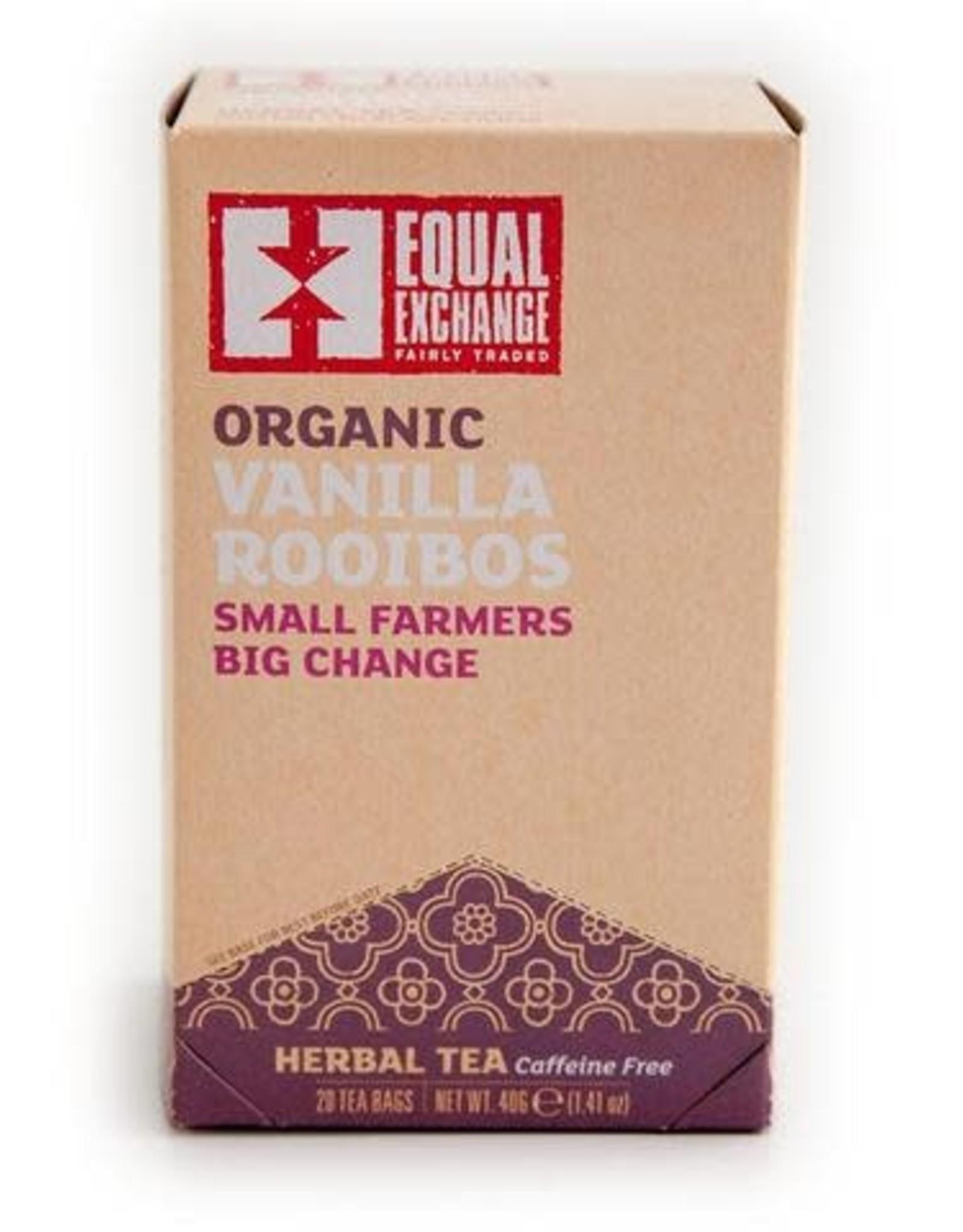 Organic Vanilla Rooibos