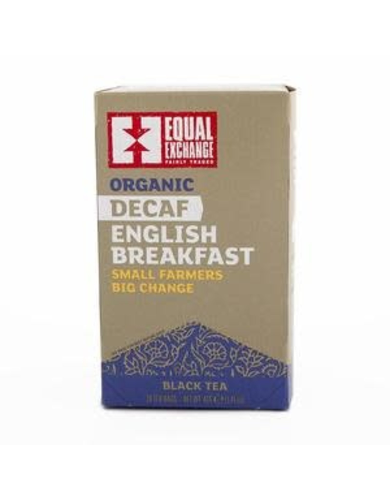 Organic English Breakfast, Decaf