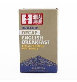 Organic English Breakfast, Decaf