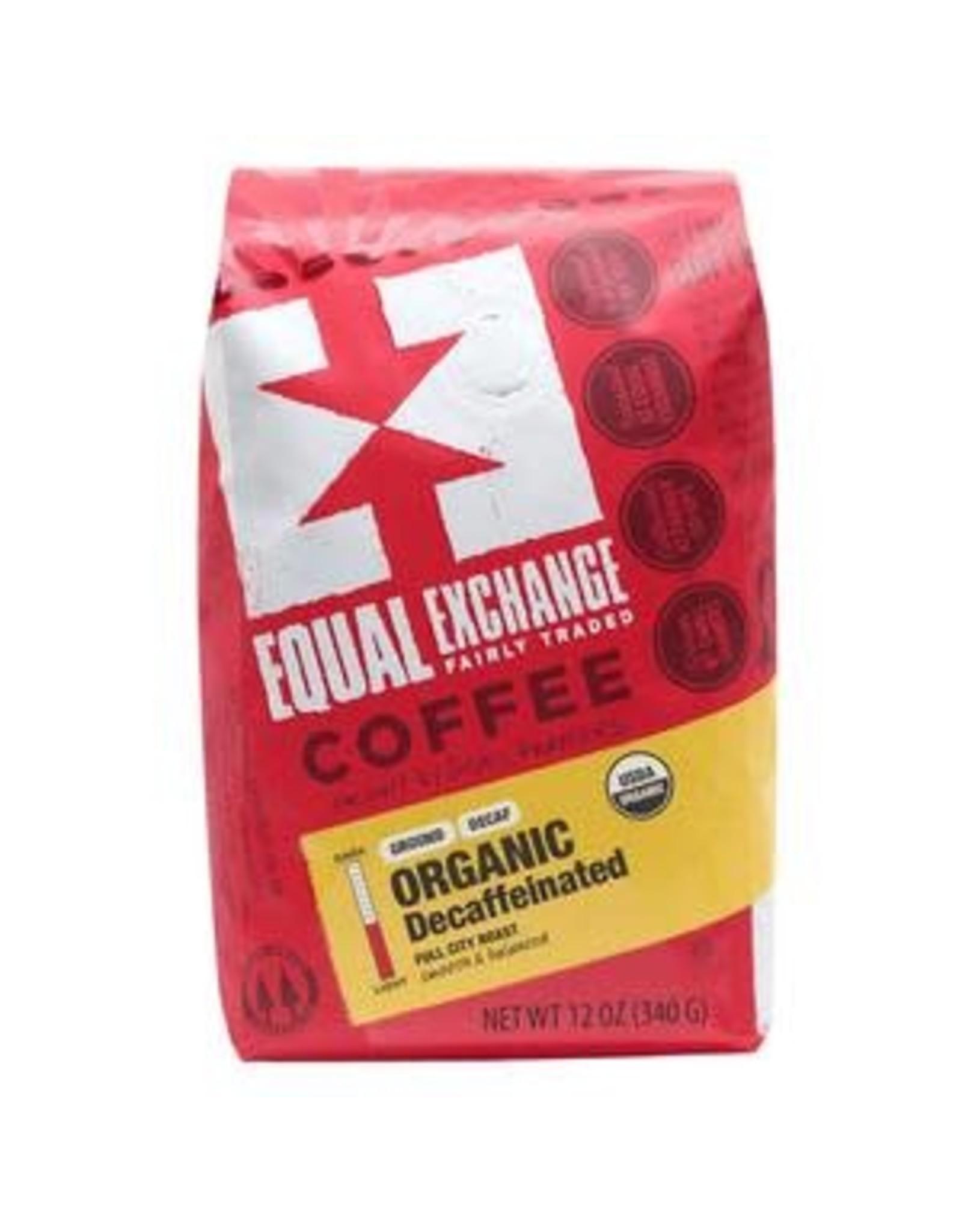 Organic , Coffe Decaf 12oz