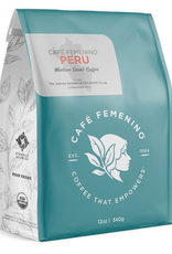 Peru, Cafe Femenino Coffee