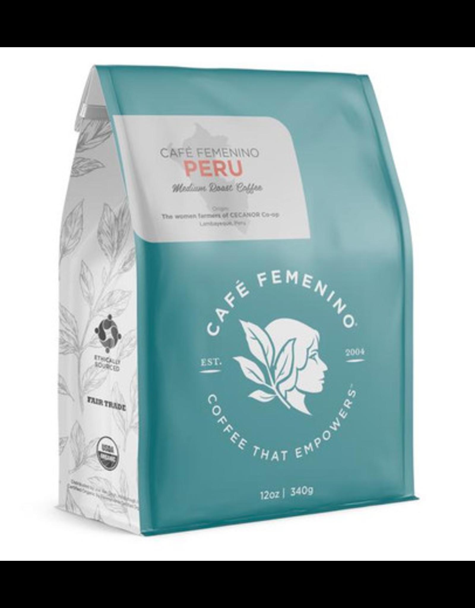 Cafe Femenino Coffee, Peru