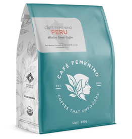 Peru, Cafe Femenino Coffee