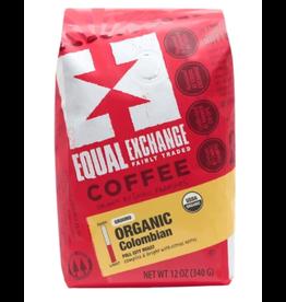 Organic Colombian Coffee, 12 oz, Whole Bean