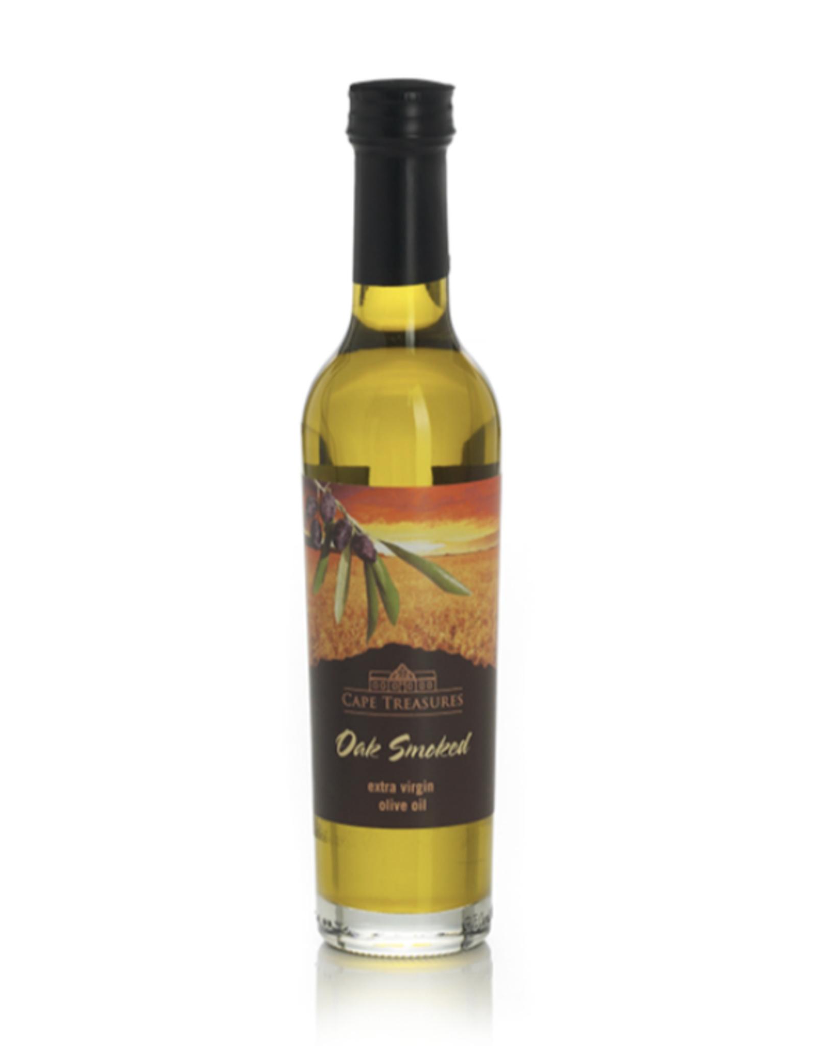 Oak Smoked Olive Oil