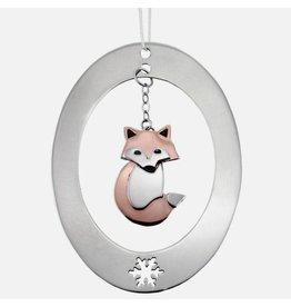 Fanciful Fox Ornament, Mexico