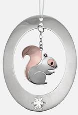 Squirrel Nutkin Ornament