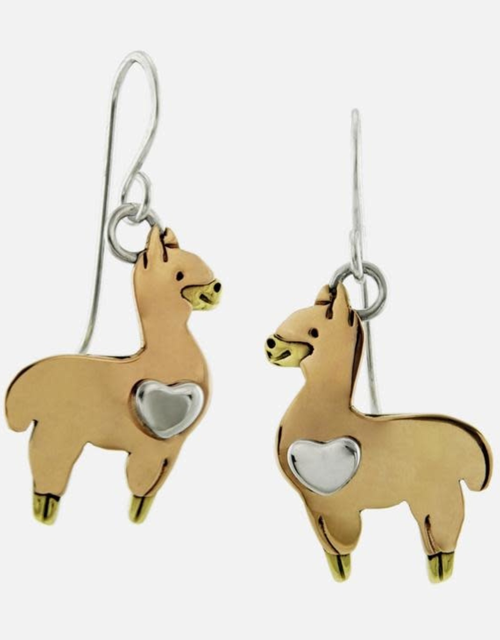 Llama Earrings