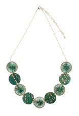 Circuit Board, Wire Connection Necklace