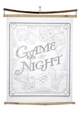 feb19 Bangladesh, Game Night Poster Art
