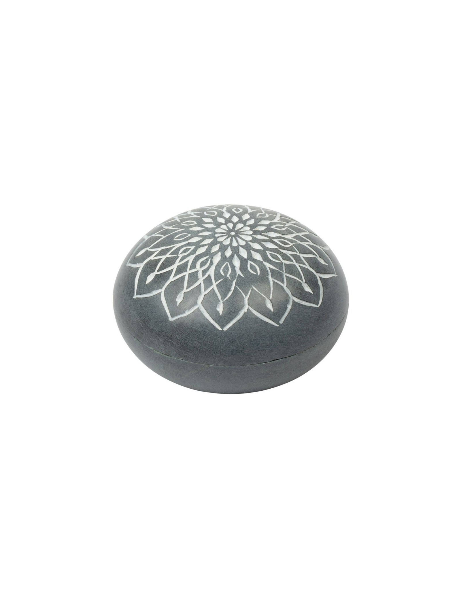 Stone Incense & Candle Holder, India