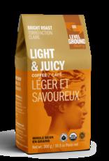 Light Roast, Blend Fair Trade Coffee