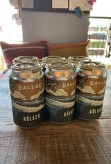 Ballard Kolsch, Six Pack