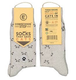 India,  Conscious Socks Cats S/M