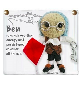 Stringdoll Ben