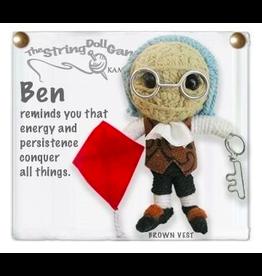 Stringdoll Ben