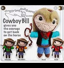 Stringdoll Cowboy Bill