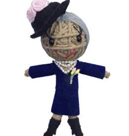 Stringdoll Eleanor Roosevelt