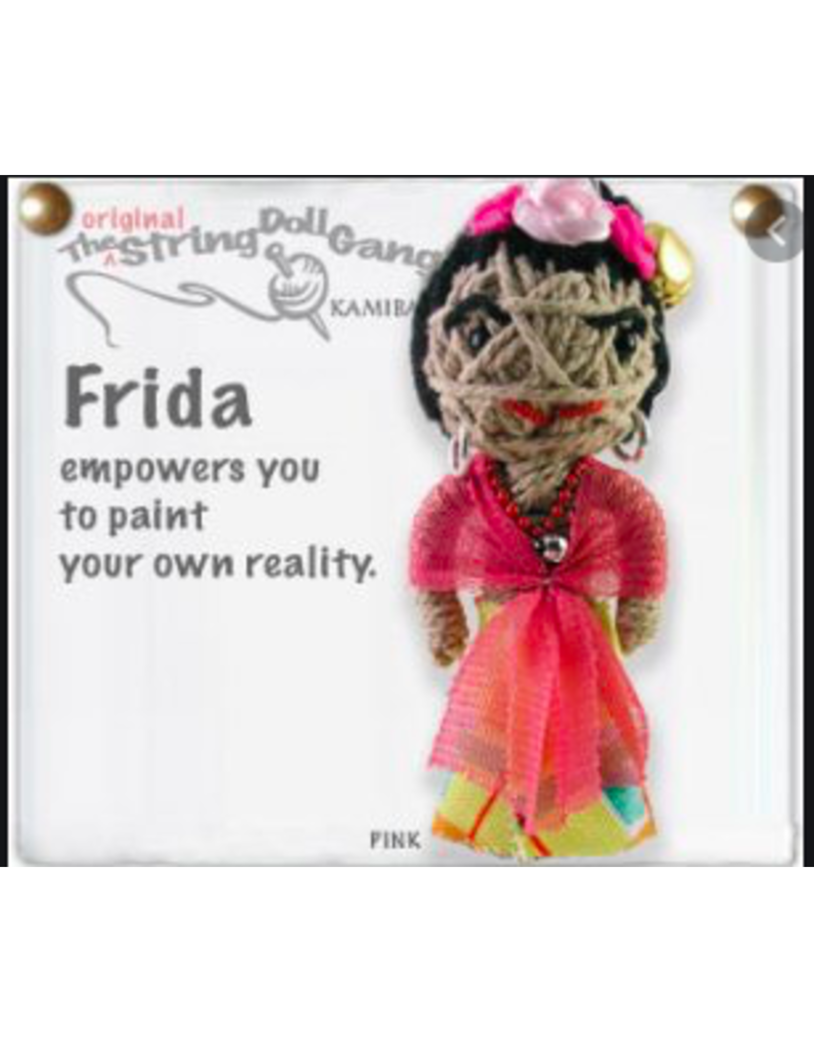 Stringdoll Frida