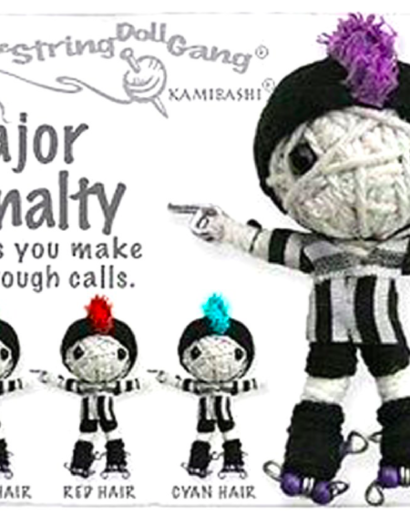 Stringdoll Major Penalty