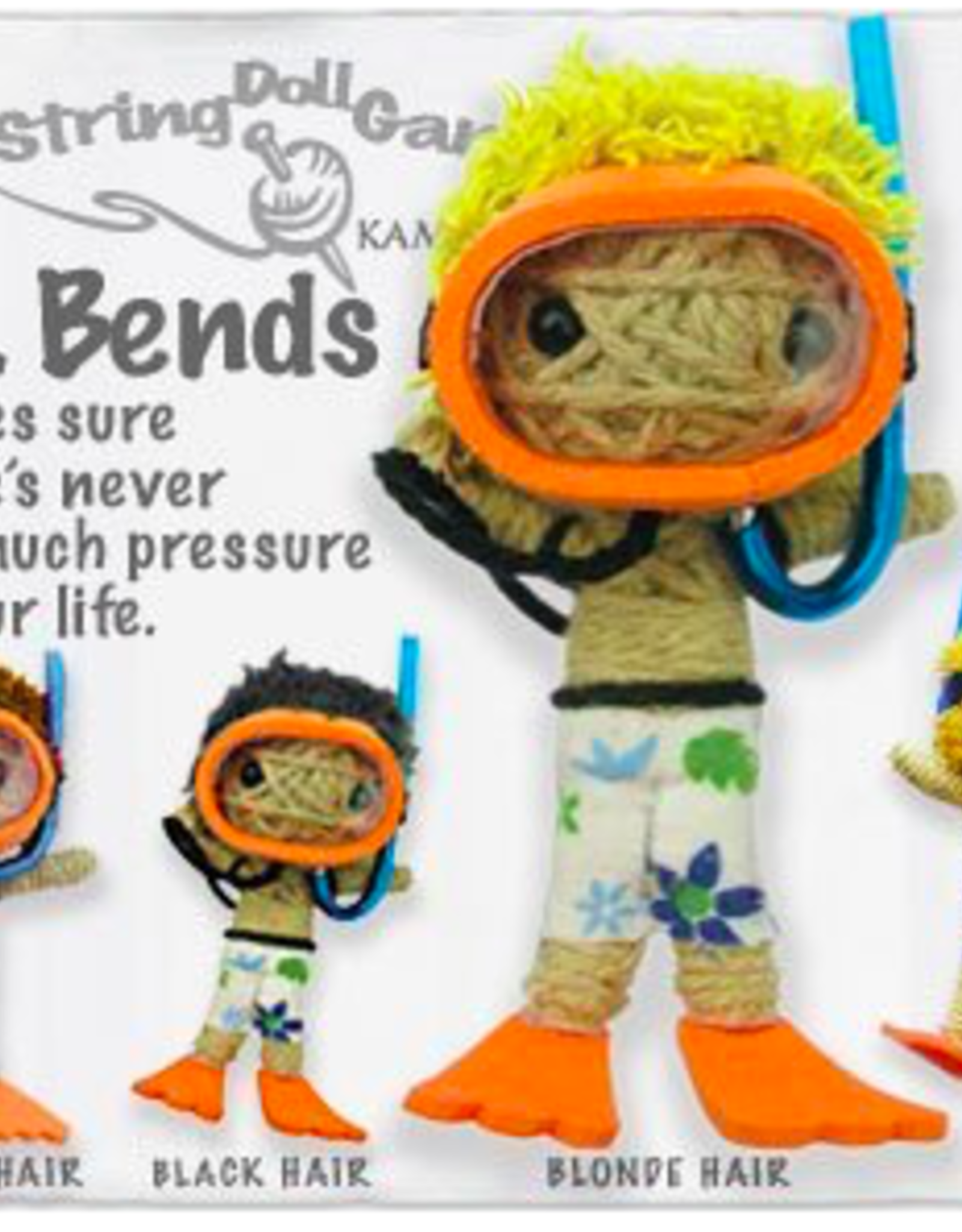 Stringdoll Mr. Bends