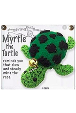 Stringdoll Myrtle the Turtle