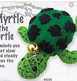 Stringdoll Myrtle the Turtle