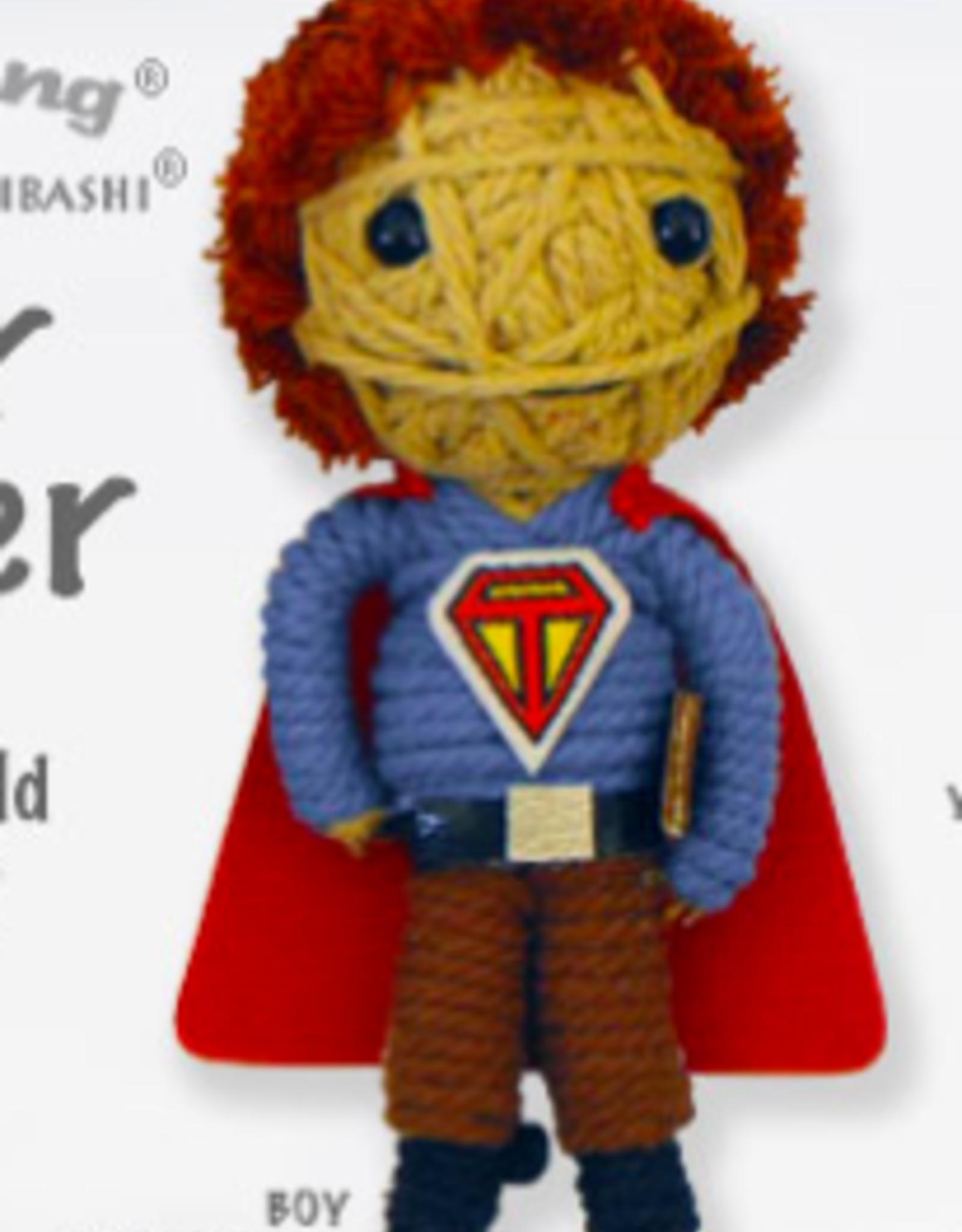 Stringdoll Super Teacher Boy