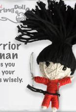 Stringdoll Warrior Woman