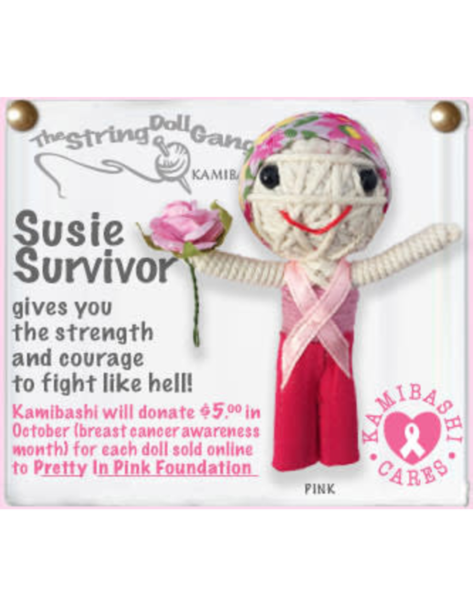Stringdoll Susie Survivor