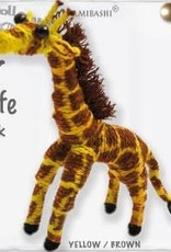 Stringdoll Ginger the Giraffe