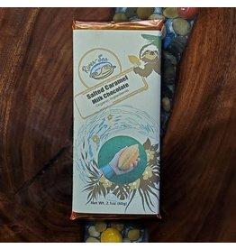 River-Sea Chocolate Salted Caramel Milk Chocolate