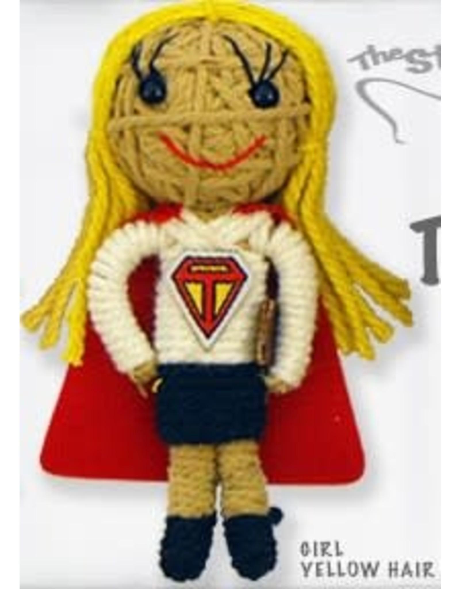 Stringdoll Super Teacher Girl