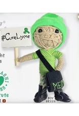 Stringdoll Lyme Warrior Boy