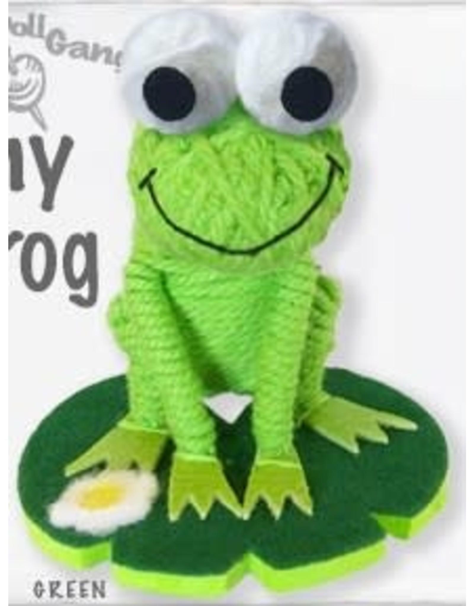 Stringdoll Franny the Frog