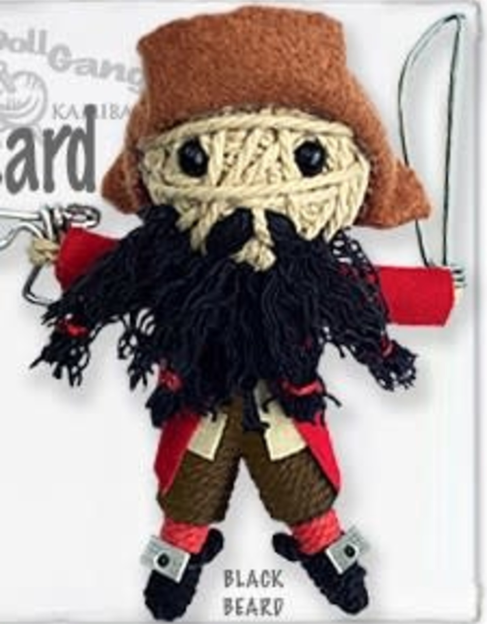 Stringdoll Blackbeard