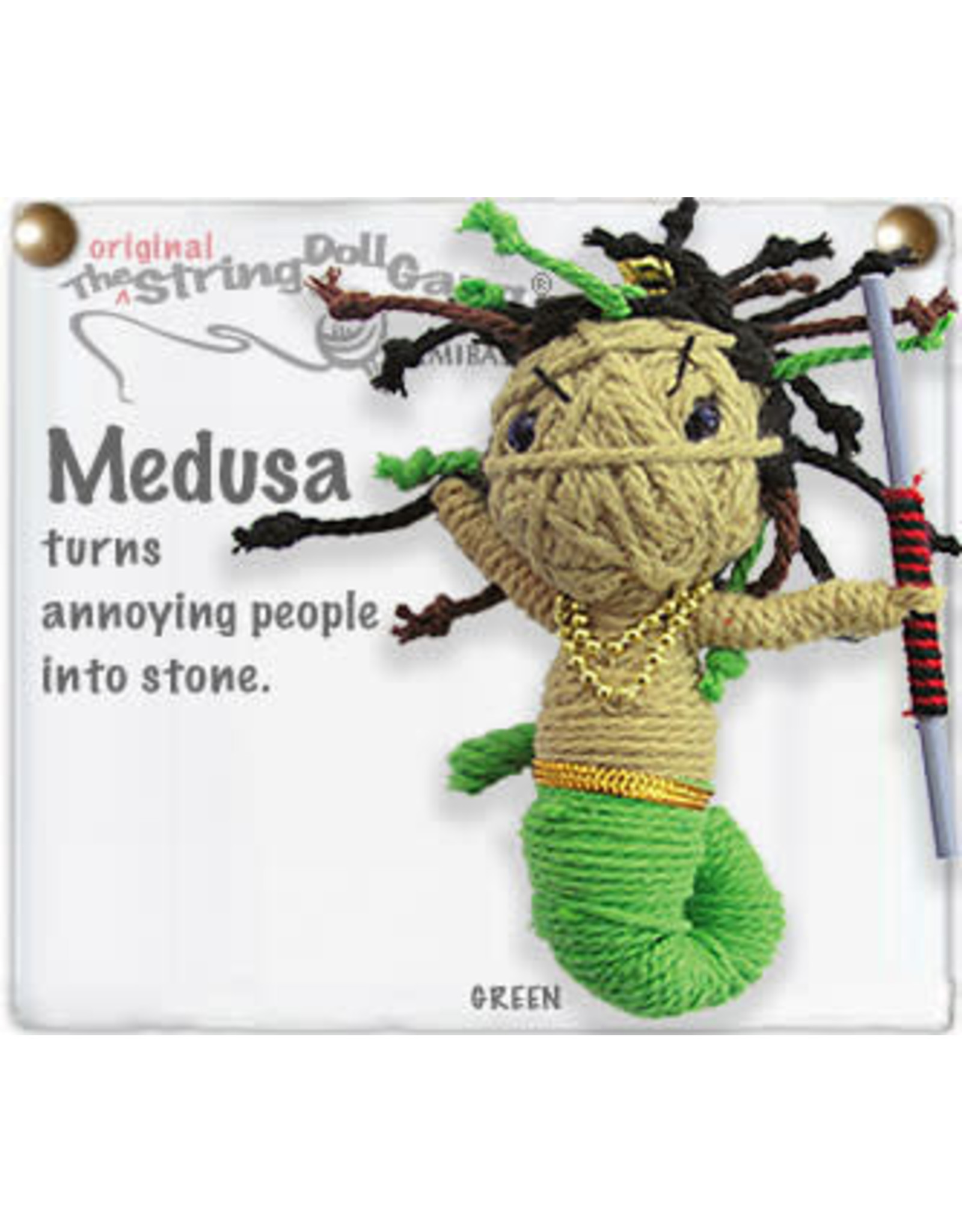 Stringdoll Medusa