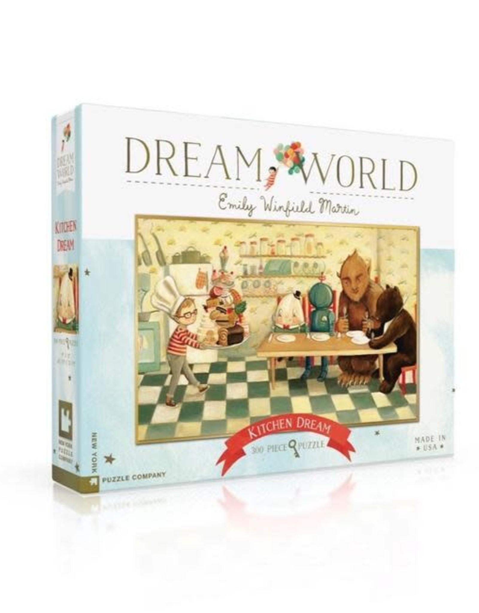 Dream Kitchen Puzzle