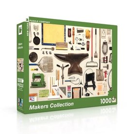 Makers Collection, 1000 pieces