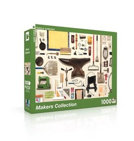 Makers Collection Puzzle, 1000 pieces