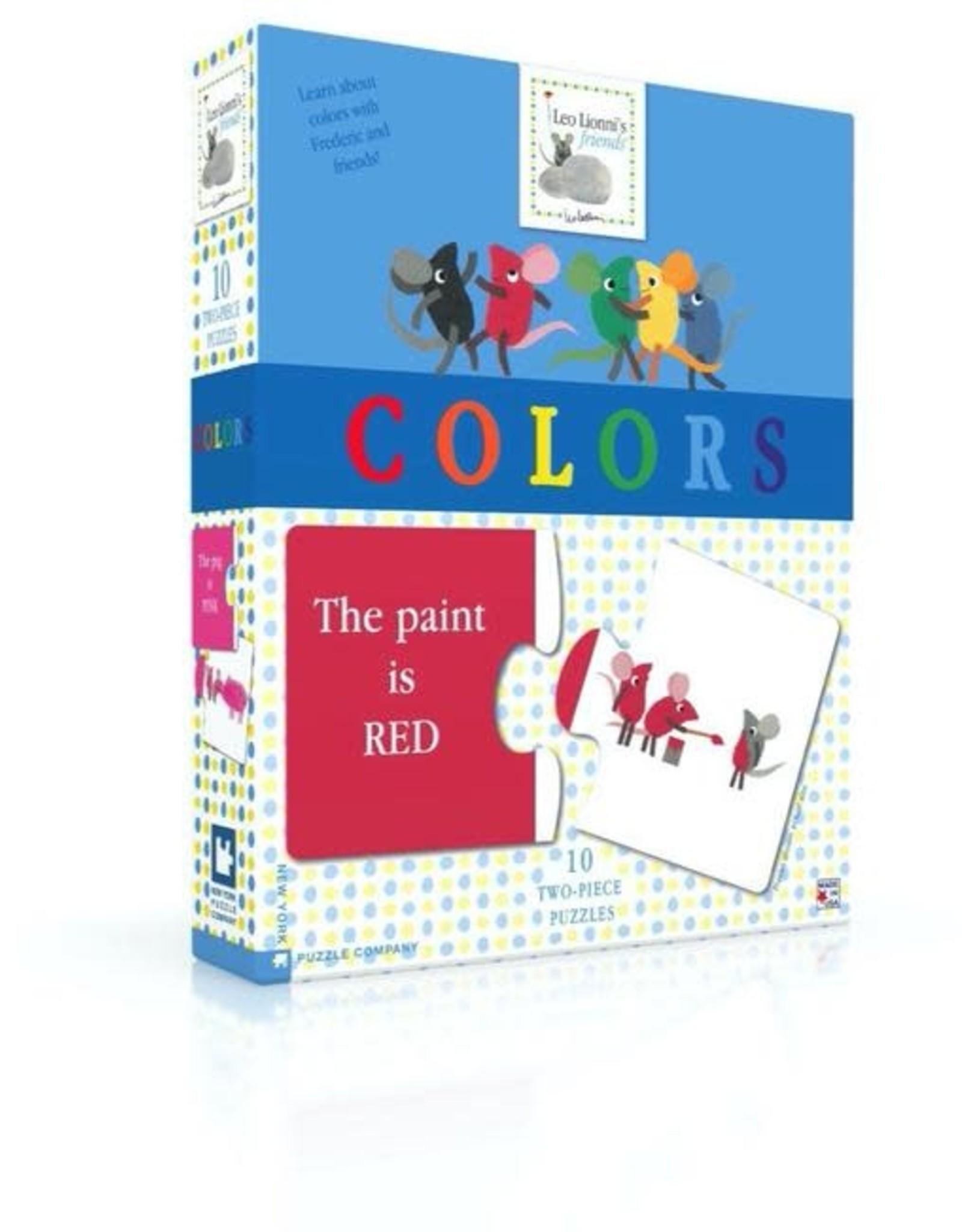 Leo Leonni Two Piece Colors Set