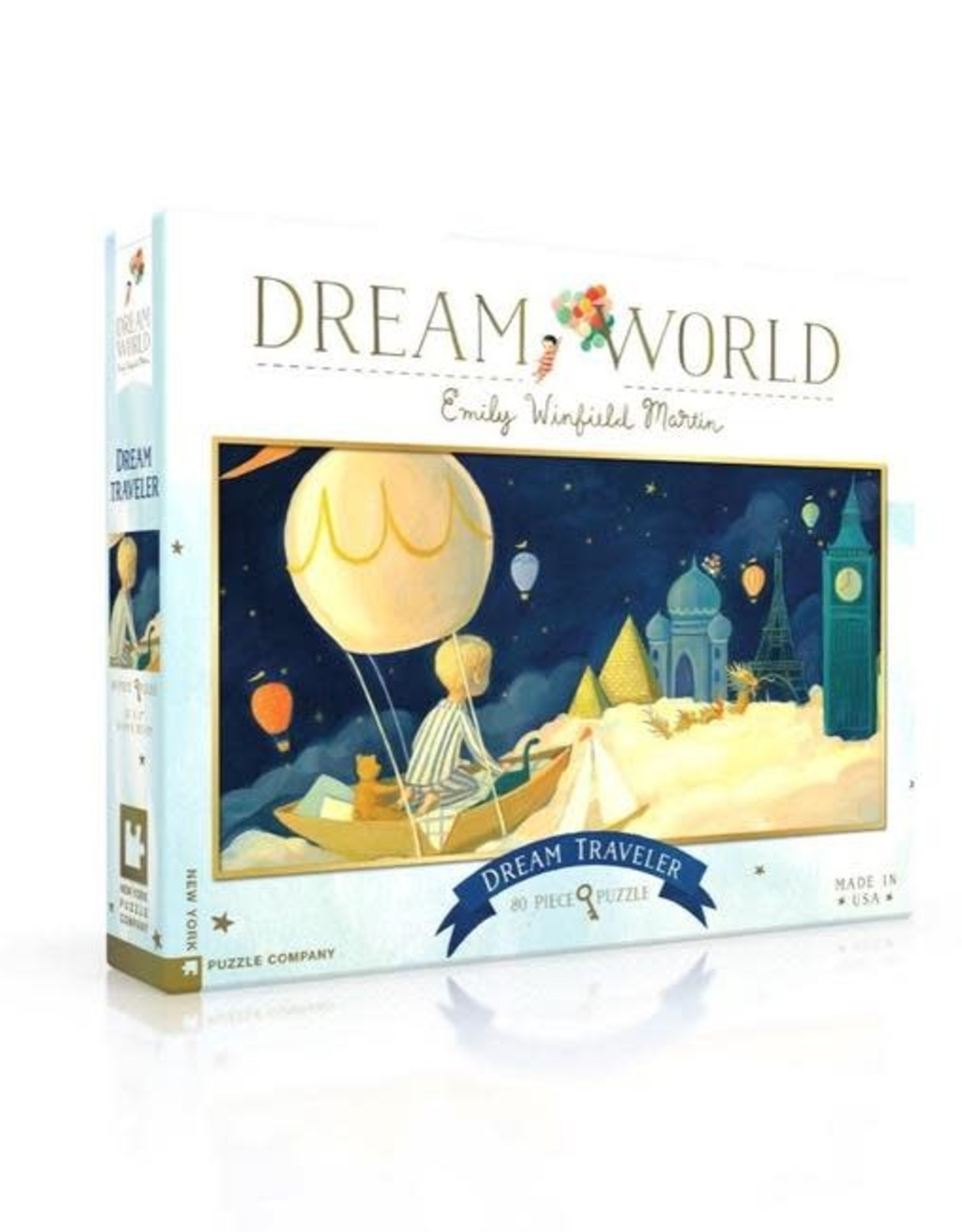 Dream Traveler, 80 pieces