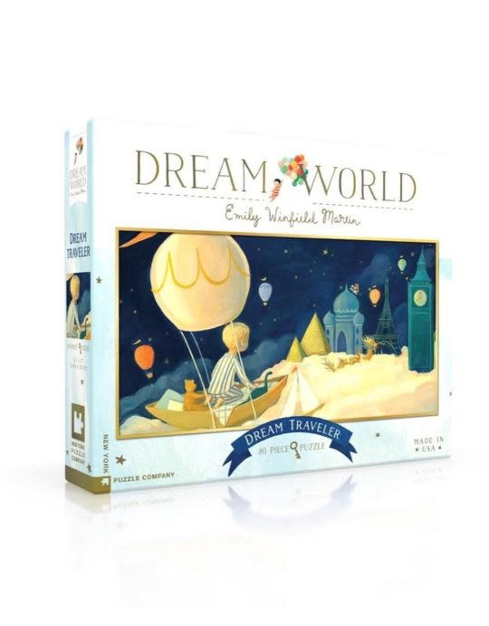 Dream Traveler Puzzle, 80 pieces